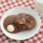 Brownie Drop Cookies Redux
