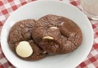 Brownie Drop Cookies Redux