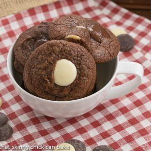 Brownie Drop Cookies