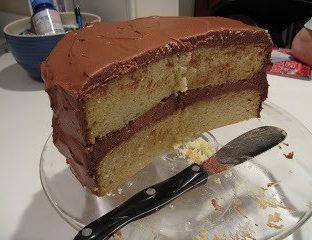 Bill's Birthday Cake