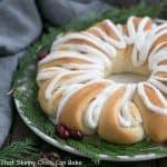 Cream Cheese Tea Roll