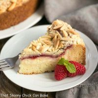 Raspberry Cream Cheese Coffeecake | Perfect for that special breakfast or brunch!