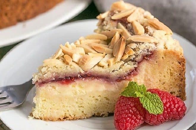 Raspberry Cream Cheese Coffeecake featured image