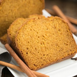 Classic Pumpkin Bread - sweet, dense and perfectly spiced!