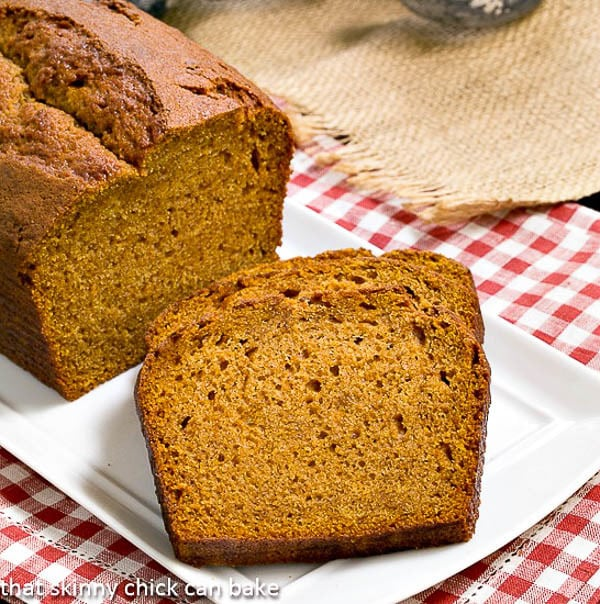Classic Pumpkin Bread | Moist, dense and perfectly spiced