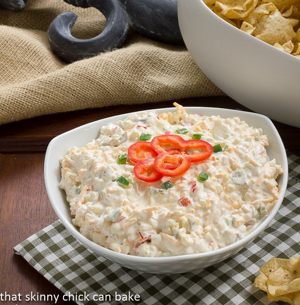 Sour Cream Corn Dip