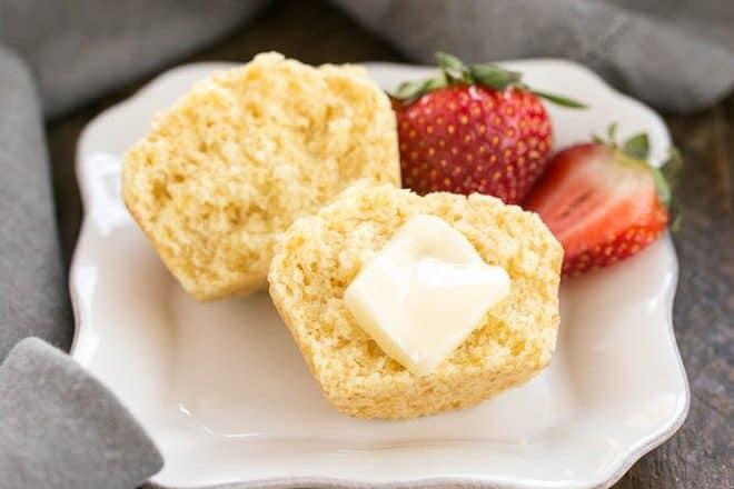 Buttermilk Corn Muffins featured image