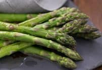 Roasted Asparagus with Balsamic Brown Butter