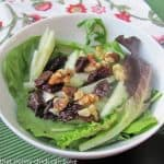 Apple, Cherry and Walnut Salad