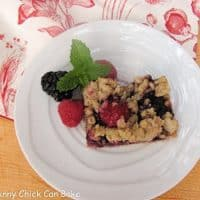 Berry Streusel Bars