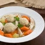 Chicken Soup AKA Jewish Penicillin