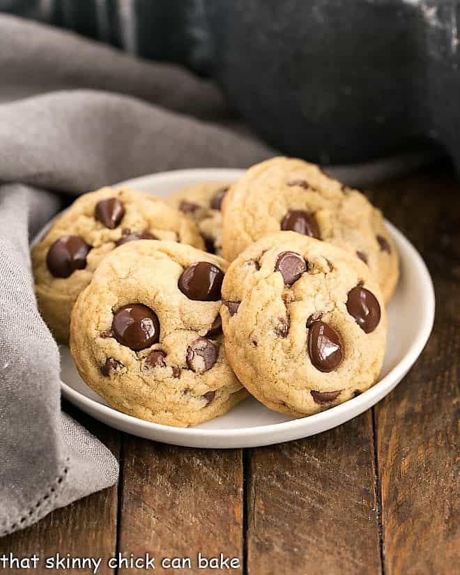 Killer Chocolate Chip Cookies featured image