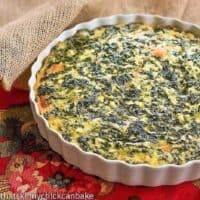 Spinach Souffle featured image