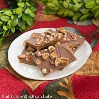 Classic English Toffee | A must make for the holidays!