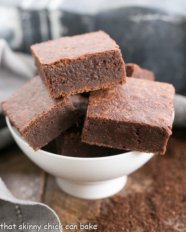 Palm Beach Mocha Brownies | When chocolate and coffee collide in a sublime brownie!