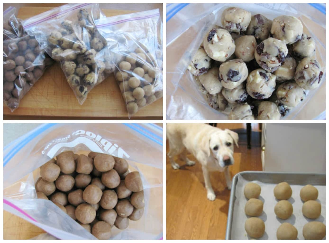 how to thaw cookie dough
