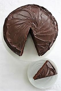 Triple Layer Cocoa Cake 2011