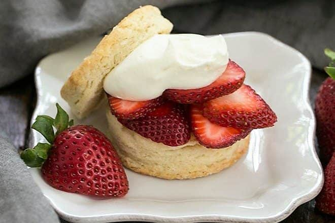 Classic Strawberry Shortcakes featured image