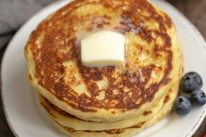 America S Test Kitchen Blueberry Pancakes