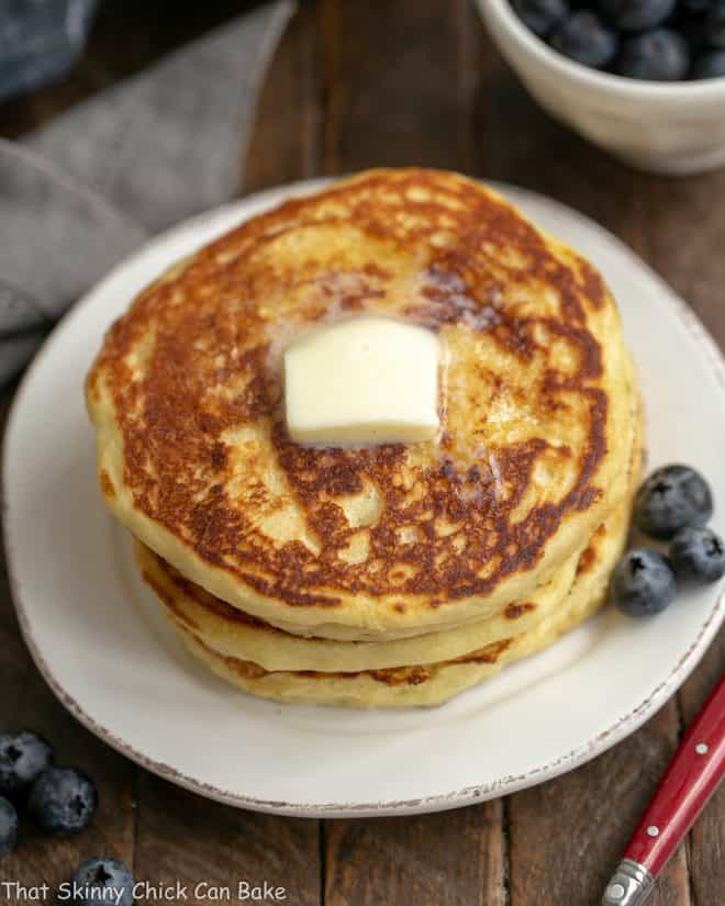 Americas Test Kitchen Buttermilk Pancakes