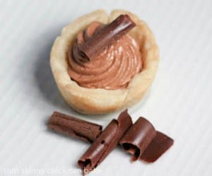 Mini French Silk Pies 3