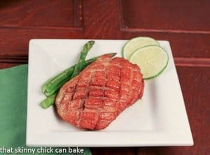 Honey Glazed Duck Breasts  | a Dorie Greenspan recipe