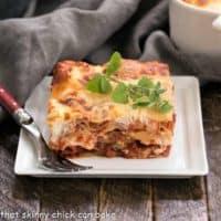 Sausage Ricotta Lasagna featured image