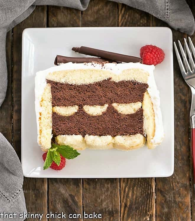 Chocolate Mousse Cake featured image