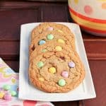 Brown Butter Easter Cookies