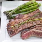Perfect Rib Eye Steaks - Grilling tips for the best steaks at home!