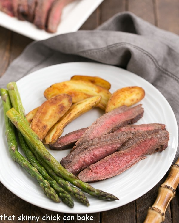 Soy, Orange Juice, Red Wine Marinade   A versatile marinade that's perfect for flank steak, chicken thighs, shrimp and more!
