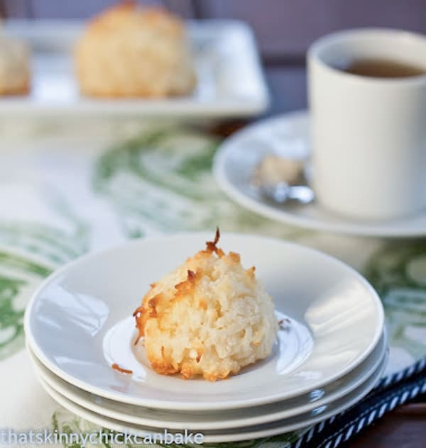 Classic Macaroons | The BEST recipe for this classic coconut cookie