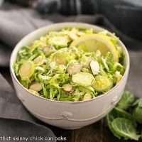 Shaved Brussels Sprouts Salad featured image