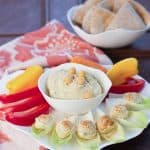 Hummus…French Fridays with Dorie~