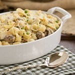 Turkey Tetrazzini #Sunday Supper #Thanksgiving Leftovers