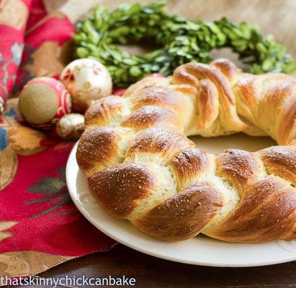 Christmas Bread.Finnish Pulla Tuesdayswithdorie