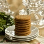Anabelle's Ginger Crisps #ChristmasExtravaganza #Sweets for Santa