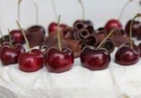 Schwarzwalder Kirschtorte or Black Forest Cherry Cake