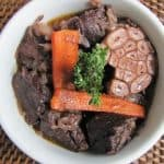 Beef Daube…French Fridays with Dorie