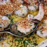 Baked Garlic Shrimp