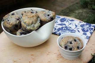 America S Test Kitchen Blueberry Muffins Sour Cream