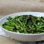 Stir Fried Asparagus~