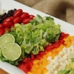 Mexican Chopped Salad~