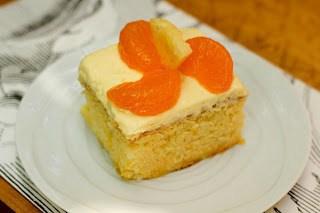 pea picking cake mandarin orange cake that can bake 6398