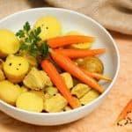 Coconut-Lemongrass Braised Pork~