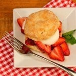 Strawberry Shortcake #SundaySupper with Cristina Ferrare