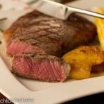 Perfect Rib Eye Steaks…Guest Post~