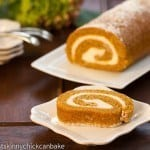 Pumpkin Roll #Sunday Supper #All Things Orange