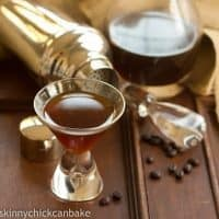 Homemade Kahlua | That Skinny Chick Can Bake