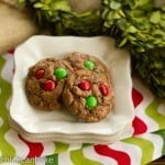 Holiday Truffle Cookies